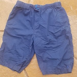 POLO boys drawstring shorts